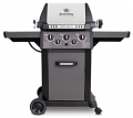 Monarch 390 I Signori del Barbecue