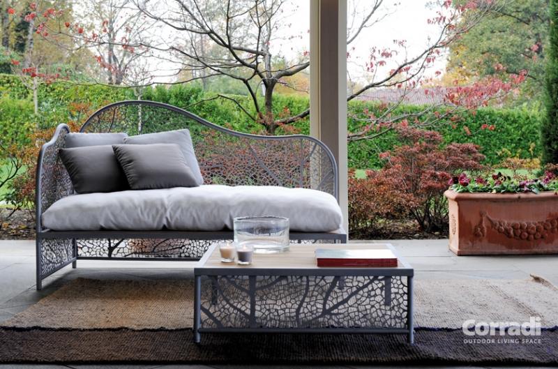 Giardini e terrazze arredate con stile impeccabile for Terrazze arredate