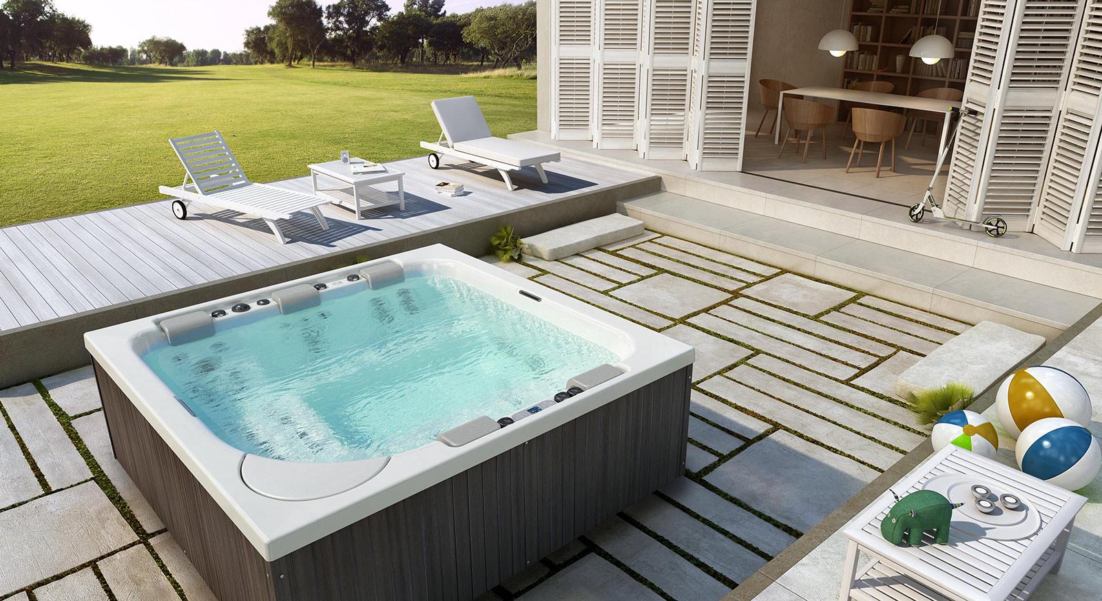 Giardini e terrazze arredate con stile impeccabile for Giardini da esterno
