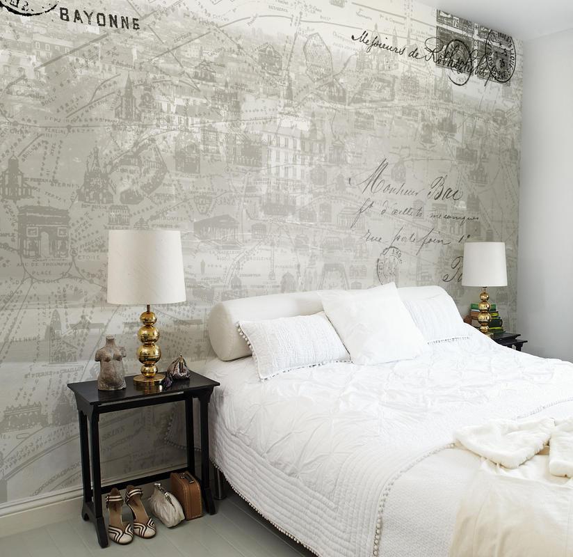 Arredamento ed accessori per la tua casa - Tappezzeria camera da letto ...